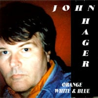 John Hager | Orange, White, & Blue