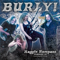 HAGGIS RAMPANT: BURLY!