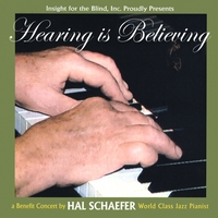 Hal Schaefer | Hearing Is Believing