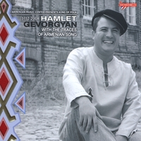 Hamlet Gevorgyan | With the Traces of Armenian Song