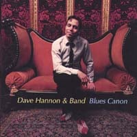 Dave Hannon & Band | Blues Canon