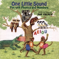 Hap Palmer | One Little Sound - Fun With Phonics And Numbers