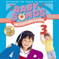 Hap Palmer | Baby Songs Abc,123, Colors & Shapes Dvd