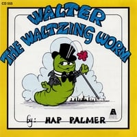 Hap Palmer | Walter the Waltzing Worm