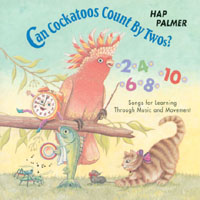 Hap Palmer | Can Cockatoos Count By Twos? - Songs For Learning Through Music and Movement