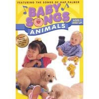 Hap Palmer | DVD Baby Songs Animals