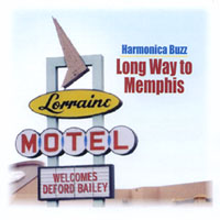 Harmonica Buzz | Long Way to Memphis