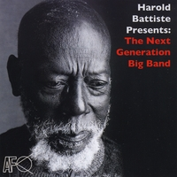 The Next Generation Big Band | The Next Generation Big Band (Harold Battiste Presents)