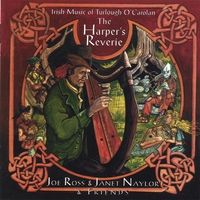Joe Ross | The Harper's Reverie: Irish Music of Turlough O'Carolan