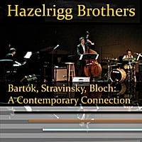 Hazelrigg Brothers | Bartók, Stravinsky, Bloch: A Contemporary Connection