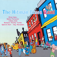 Hitman Blues Band | Blooztown