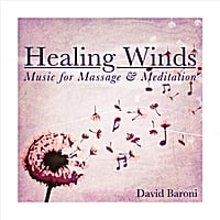 David Baroni | Healing Winds: Music for Massage and Meditation