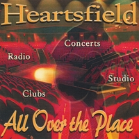 Heartsfield | All Over the Place
