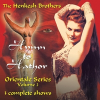 Various Artists | Orientale Seies, Vol. 2: Hymn to Hathor