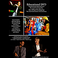 Hilari Scarl | Educational Dvd: Supplemental Material from See What I'm Saying