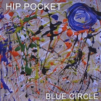 Hip Pocket | Blue Circle