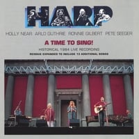 Holly Near, Arlo Guthrie, Ronnie Gilbert, Pete Seeger | Harp: a Time to Sing