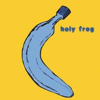 Holy Frog | Blue Banana Ep