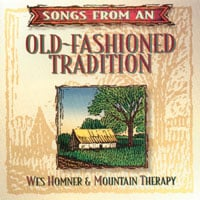 Wes Homner | Songs From an Old Fashioned Tradition
