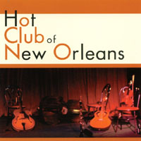 Hot Club Of New Orleans | Hot Club of New Orleans