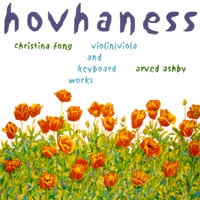 Alan Hovhaness | Violin|Viola and Keyboard Works