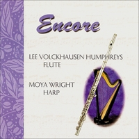 Lee Humphreys And Moya Wright | Encore: Flute And Harp