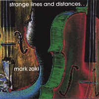 Mark Zaki | Strange Lines & Distances