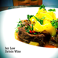 Ian Low | Sirloin Wine