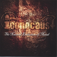 Iconocaust | The Natural Evolution of Metal