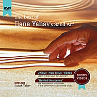 Ilana Yahav | The Best of Ilana Yahav's Sand Art - PAL Version