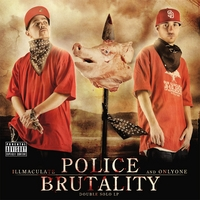illmaculate & Onlyone of Sandpeople | Police Brutality (Double Solo LP)