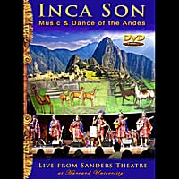 Inca Son | Inca Son: Live from Sanders Theatre at Harvard University