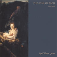 Ingrid Blatter | The Sons Of Bach