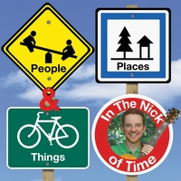 In The Nick of Time | People Places and Things