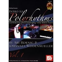 Ari Hoenig & Johaness Weidenmueller | Intro to Polyrhythms contracting and expanding time within form Vol 1