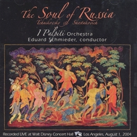 iPalpiti Orchestral Ensemble of International Laureates | The Soul of Russia