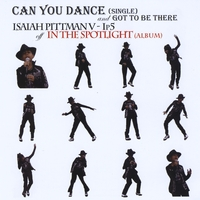 Isaiah Pittman V - Ip5 | Can You Dance - singles