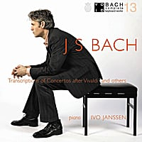 Ivo Janssen | J.S. Bach Transcriptions of Concertos after Vivaldi and others
