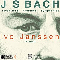 Ivo Janssen | J.S. Bach Inventions Preludes Symphonies
