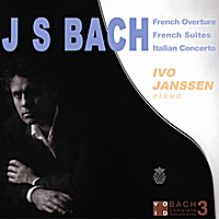 Ivo Janssen | J.S. Bach French Overture French Suites Ital