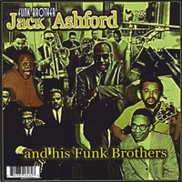 Funk Brother Jack Ashford | Jack Ashford and His Funk Brothers