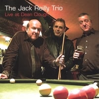 Jack Reilly Trio | Live At Dean Clough Centre-double Cd Set