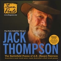 Jack Thompson | Jack Thompson, The Battlefield Poems of Banjo Paterson
