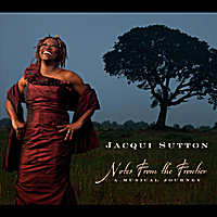 Jacqui Sutton | Notes from the Frontier