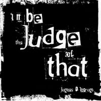 James D Ingram | I'll Be the Judge of That
