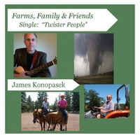 James E Konopasek | Twister People