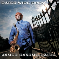 James Saxsmo Gates | Gates Wide Open