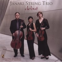 Janaki String Trio | Janaki String Trio, Debut. Yarlung Records