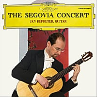 Jan Depreter | The Segovia Concert
