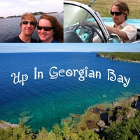 Jane Andrӓ | Up in Georgian Bay